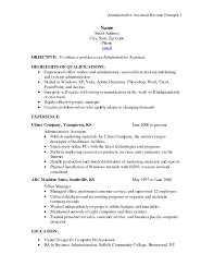 Resume With Qualifications Library Assistant Resume With No Experience Free Resume Example