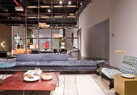 baxter mobili salone mobile baxter cinema showroom divani miami living