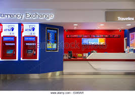 bureau de change sydney travelex stock photos travelex stock images alamy