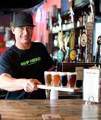 why try one new beer when you can have four swig bar guide