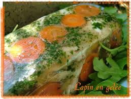 lapin cuisine marmiton terrine de lapin en gelée de cuisine créative recettes