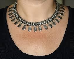 silver vintage necklace images Antique silver necklace antique french indochina silver necklace jpg