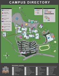 University Of Montana Campus Map by Rio Hondo College