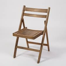wooden folding chairs are best option to choose for compact homes
