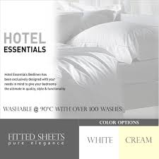 hotel collection fitted sheets
