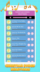 christian songs ringtones android apps on play