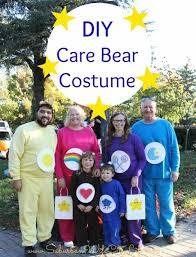 easy diy kids u0027 minute halloween costumes care bears today