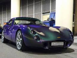 what are the most bizarre car colours available from the factory