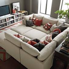 Comfortable Sectional Couches Best 25 Comfy Sectional Ideas On Pinterest Family Room