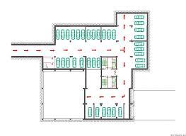 Parking Building Floor Plan Underground Parking Garage Floor Plans Residential Complex