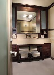 trough sink kitchen bathroom contemporary with clerestory concrete