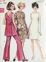 vintage patterns 1970s