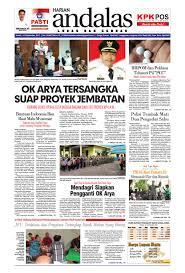 epaper andalas edisi jumat 15 september 2017 by media andalas issuu
