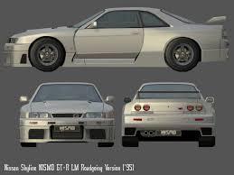 Nissan Gtr R33 - nissan skyline r33 nismo gt r lm 1995 smcars net car