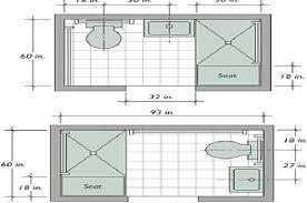 narrow bathroom floor plans amazing small bathroom floor plans bathroom design floor layout