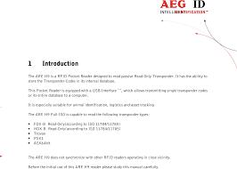 urh1ll rfid reader user manual manual are h9 full iso 008 aeg