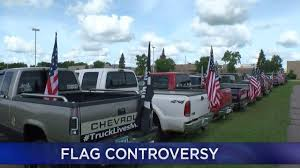 american flag truck bans american flag students protest u0026 win youtube