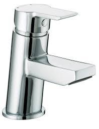 bristan pisa basin monobloc mixer tap with clicker waste e2trade