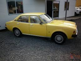 chrysler conquest yellow lancer gl 1977 4d sedan 3 sp automatic 1 4l carb in coffs harbour nsw
