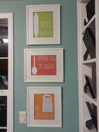Ideas For Decorating Kitchen Walls Cute Kitchen Printables For The Home Pinterest Kitchens