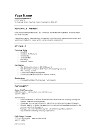 sle resume for civil engineering technologists cad engineer sle resume 6 mechanical engineering exles