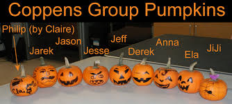 Halloween Happy Birthday by Coppens Group Member