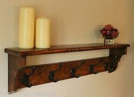 victorian coat rack hand made from reclaimed pine with vintage