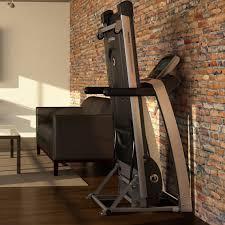 Small Treadmills For Small Spaces - folding treadmill lifefitness