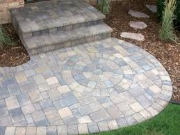 beautiful paver walkway design ideas images home design ideas
