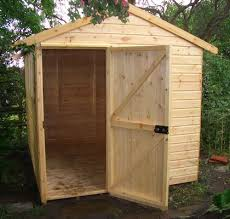 How To Build A Shed House by Build Your Own Set Of Replacement Wooden Shed Doors Using Shed