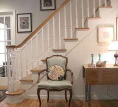 Oak Banisters And Handrails Staircase Painting Strategies