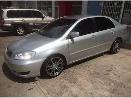 toyota corolla 2005 used car toyota corolla panama 2005 corolla 2005