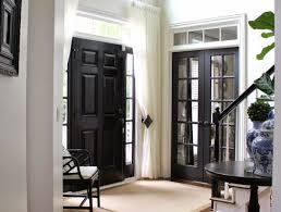 door modern cream fabric front door window coverings beautiful