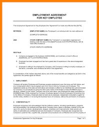 10 employment contract template target cashier