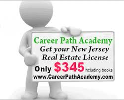 salesperson licensing course career path academy nj real