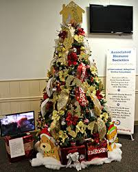 vote for ahs u0027 christmas tree help us raise funds
