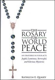 rosary for e quasey the rosary for world peace rosarium