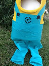Minion Halloween Costume For Girls by Craftaholics Anonymous How To Make Minion Costumes Tutorial