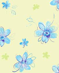 candice olson blue bohemian wallpaper