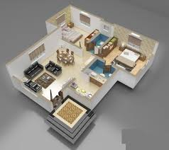 how to design house plans house plans with 3d interior images homes zone 3d interior home