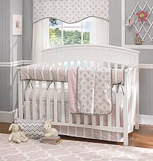 Nursery Bedding For Girls by 144 Best Pink And Gray Nursery Images On Pinterest Babies