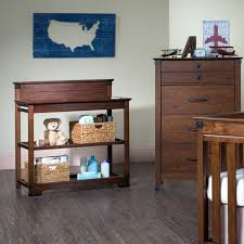 Wood Changing Table Child Craft Redmond Dressing Changing Table Reviews Wayfair