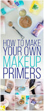 how to make your own makeup primers the krazy coupon lady