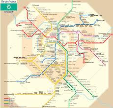 La Subway Map by France Subway Map Map Travel Holiday Vacations
