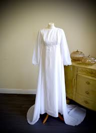 Berketex Wedding Dresses Genuine 1970s True Vintage Berketex Wedding Dress Floaty Boho