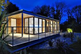 Modern Home Design Exterior 2013 The Edge Modular Home Boutique Modern Small House Bliss