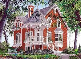 small gothic house plans victorian style home home plans