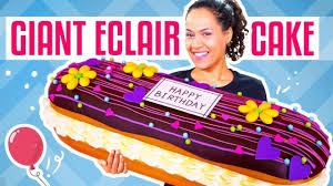 cake how to how to make a chocolate eclair out of cake yolanda gp