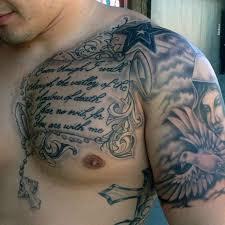 shoulder tattoos for men tattoofanblog