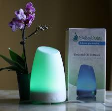 Amazon Oil Diffuser by Amazon Com Smiley Daisy Aromatherapy Essential Oil Diffuser